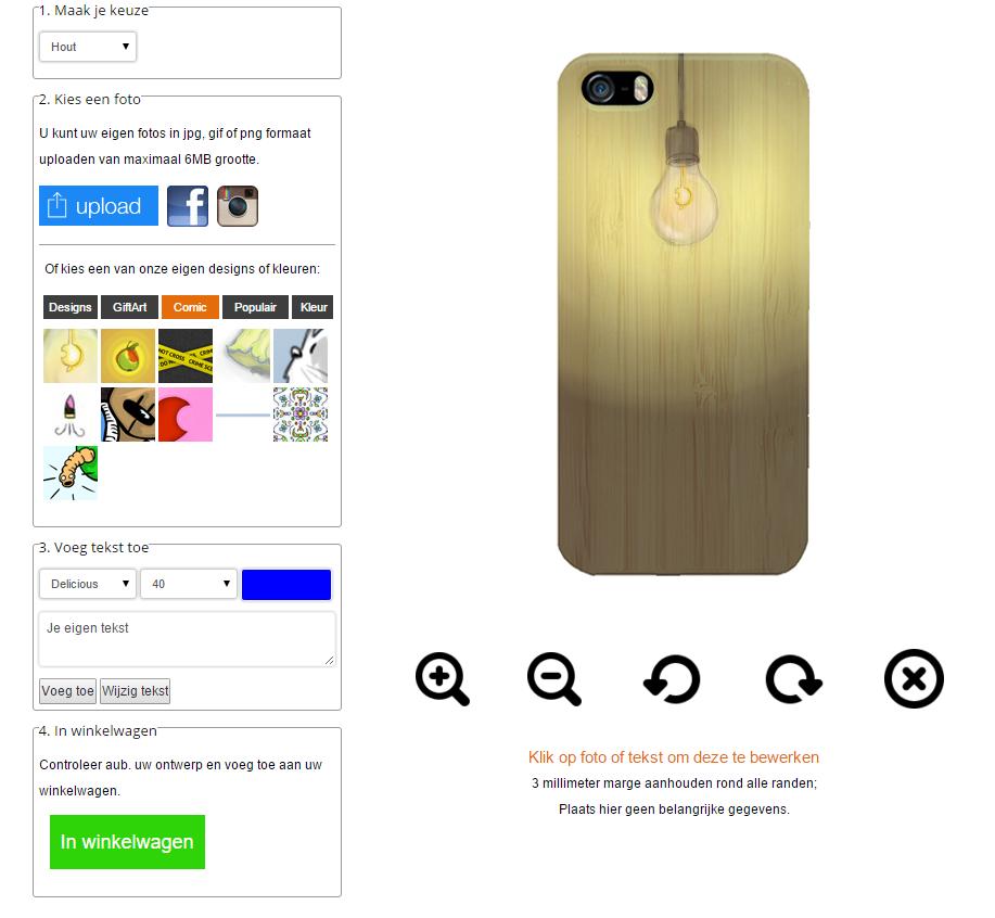 iPhone 6 Hülle selbst gestalten (Handyhülle mit Foto)