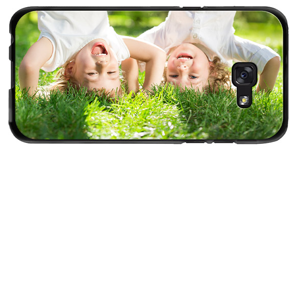 Galaxy A5 2017Softcase Handyhülle selbst gestalten