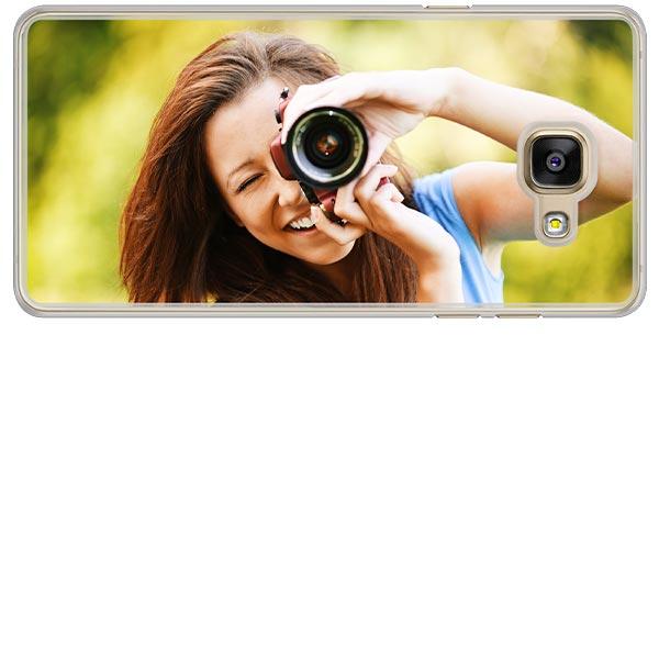 Galaxy A5 Softcase Handyhülle selbst gestalten