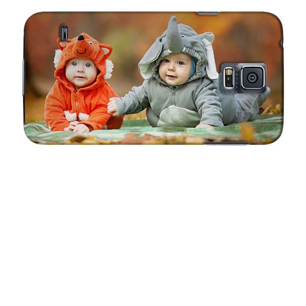 Samsung Galaxy S5 mini Handyhülle mit Foto
