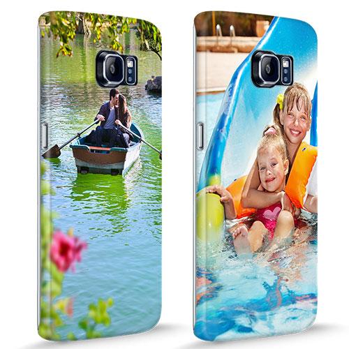 Galaxy S6 Edge Handyhülle mit Foto