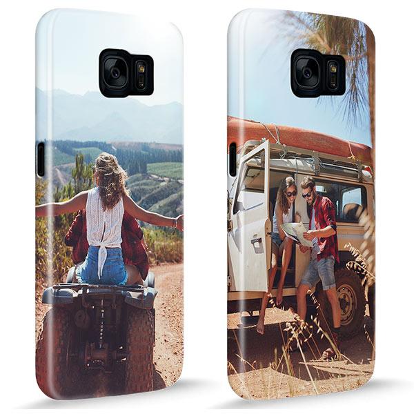 Galaxy S7 Handyhülle mit Foto