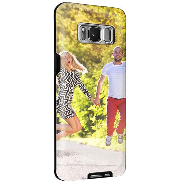 Galaxy S8 Plus Handyhülle mit Foto
