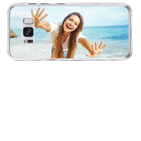 Samsung S8 Handyhülle selbst gestalten - Hardcase
