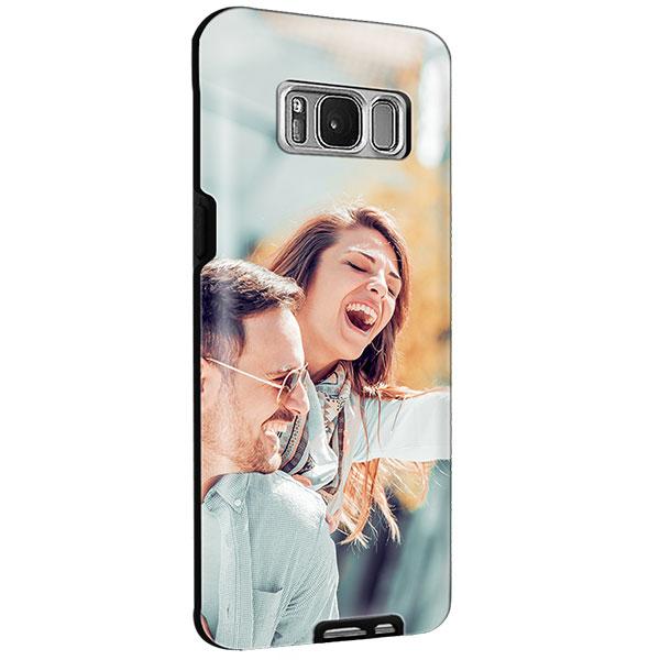Galaxy S8 Handyhülle mit Foto