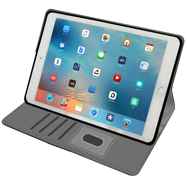 iPad Air Portemonnaie Hülle mit Foto