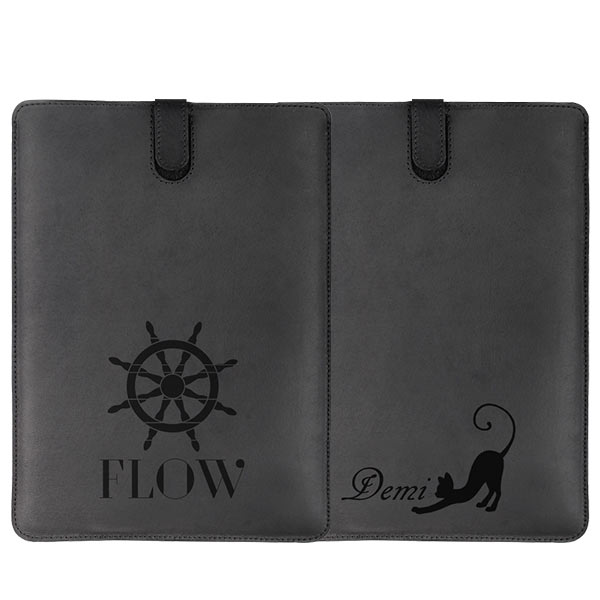iPad Air Hülle aus Leder selbst gestalten