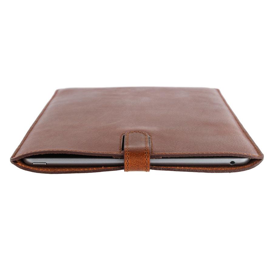 Lederhülle selbst gestalten für das iPad Mini