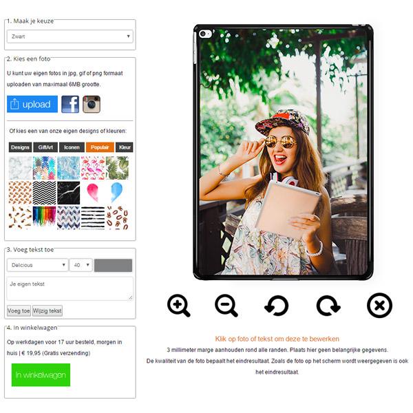 Individuelle iPad Pro 12,9 Zoll Hülle