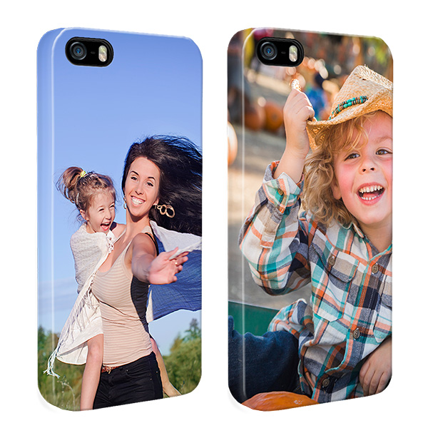 iPhone 5 Tough Case mit Foto
