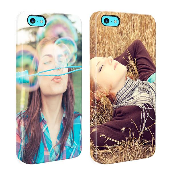 iPhone 5C Handyhülle mit Foto