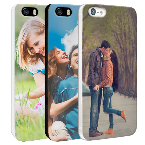 iphone 5 h lle selbst gestalten hardcase mit foto. Black Bedroom Furniture Sets. Home Design Ideas