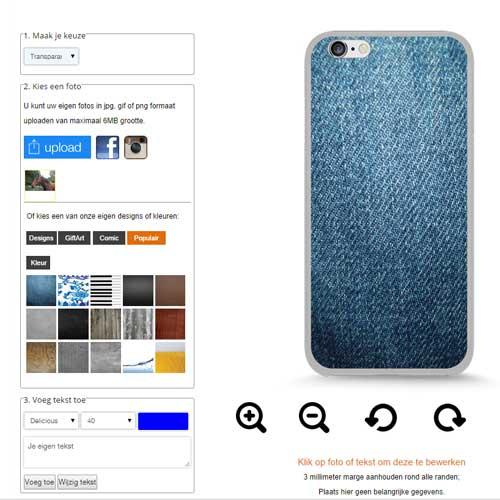 iPhone 6 Plus Hüllen selbst gestalten