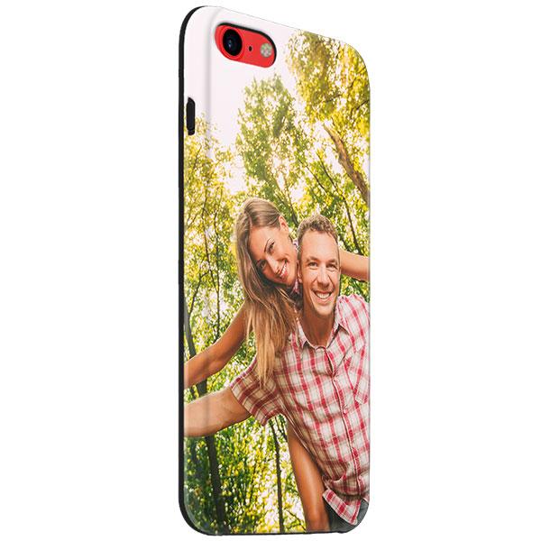 iPhone 7 Handyhülle mit Foto rundum bedruckt