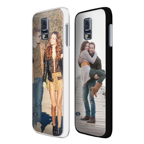 Samsung Galaxy S5 Handyhülle mit Foto