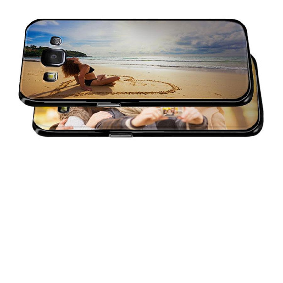Galaxy A7 Hülle selbst gestalten Hardcase