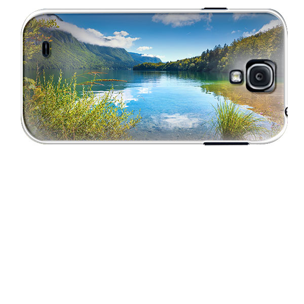 Galaxy S4 Softcase mit Foto