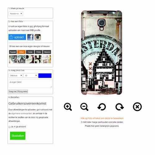 Samsung Galaxy S4 mini Hardcase selbst gestalten