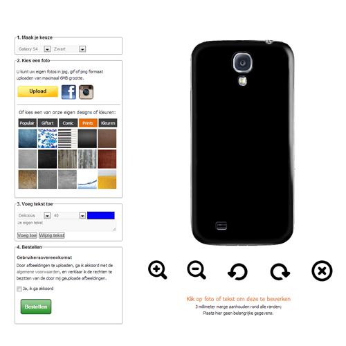 Galaxy S6 Handyhülle selbst gestalten