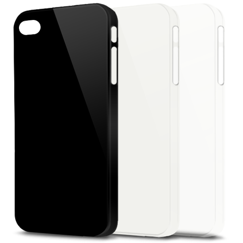 iphone 4 s h lle selbst gestalten hardcase mit foto und. Black Bedroom Furniture Sets. Home Design Ideas